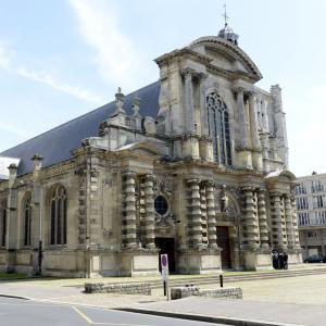 Notre-Dame Cathedral Le Havre
